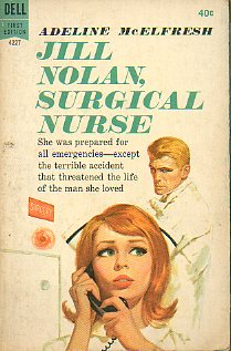 JILL NOLAN, SURGICAL NURSE.