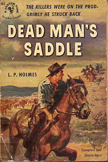 DEAD MAN´S SADDLE.