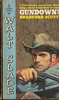 WALT SLADE. GUNDOWN!