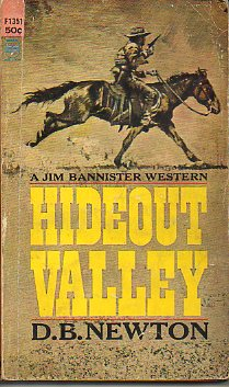 JIM BANNISTER. HIDEOUT VALLEY.