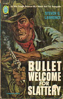 BULLET WELCOME FOR SLATTERY / SLATTERY.