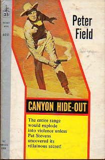 CANYON HIDE-OUT.