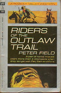 RIDERS OF THE OUTLAW TRAIL.