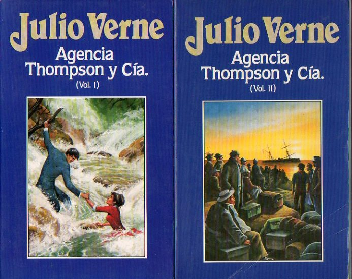 THOMPSON Y CÍA. 2 vols.
