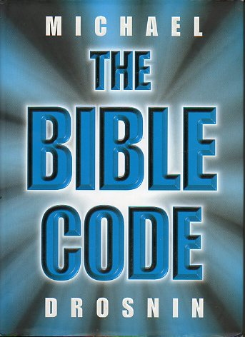 THE BIBLE CODE.