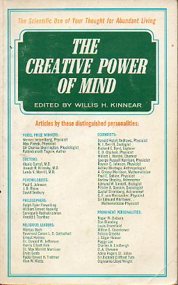 THE CREATIVE POWER OF THE MIND. The Scientific Use of Your Thought for Abundant Living. 2ª ed.