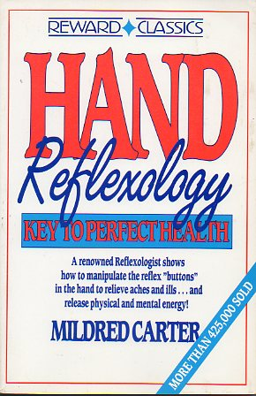 HAND REFLEXOLOGY. Key to perfect health.