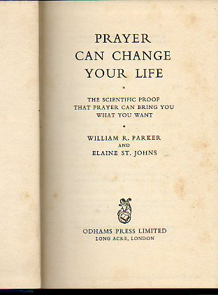 PRAYER CAN CHANGE YOUR LIFE. The Scientific proof tha prayer can bring you what you want.
