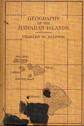 GEOGRAPHY OF THE HAWAIIAN ISLANDS.