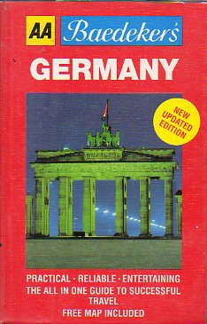 GERMANY. New Updated Edition. Free Map included.
