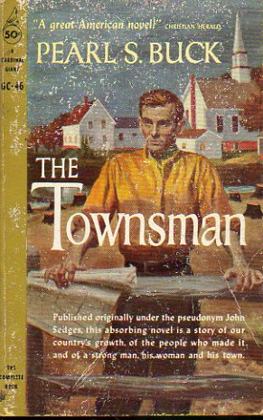 THE TOWNSMAN.