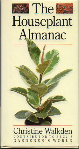 THE HOUSEPLANT ALMANAC.