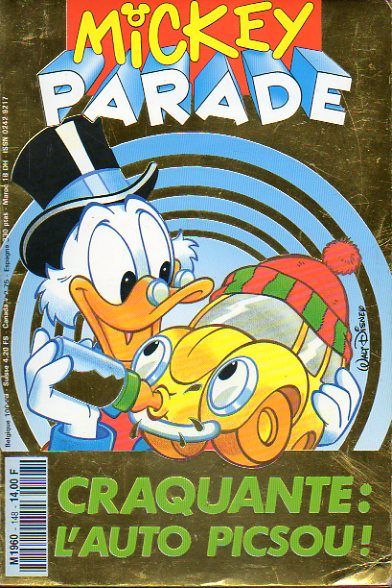 MICKEY PARADE. Nº 148.