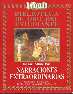 NARRACIONES EXTRAORDINARIAS.