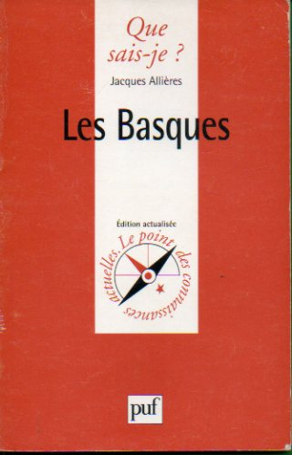 LES BASQUES. 6ª ed.