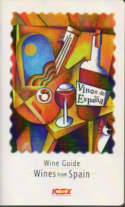 WINES FROM SPAIN. WINE GUIDE.