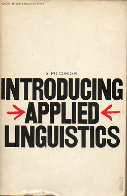 INTRODUCING APPLIED LINGUISTICS.