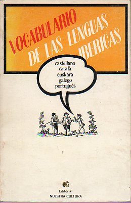 VOCABULARIO DE LAS LENGUAS IBÉRICAS.