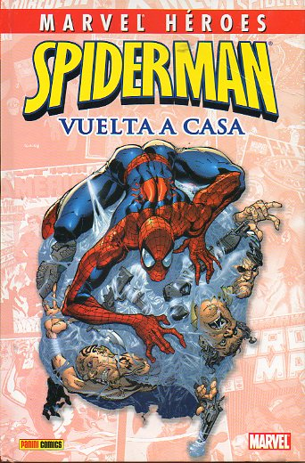 SPIDERMAN: VUELTA A CASA. Amazing Spider-Man, números 30-35 y 37-38.