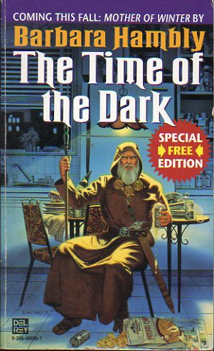 THE DARWATH TRILOGY. 1. THE TIME OF THE DARK.