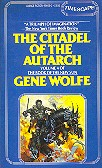 The citadel of the autarch - Volume 4 of the book of the new sun