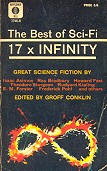 The best of Sci-Fi: 17 x Infinity