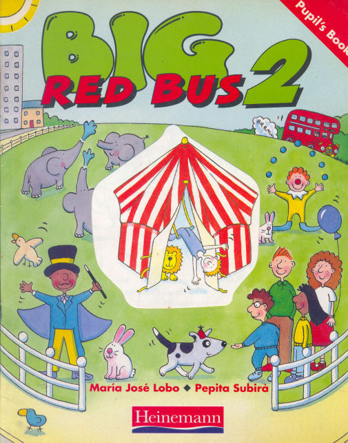"Big red bus 2 - Pupil""s book"