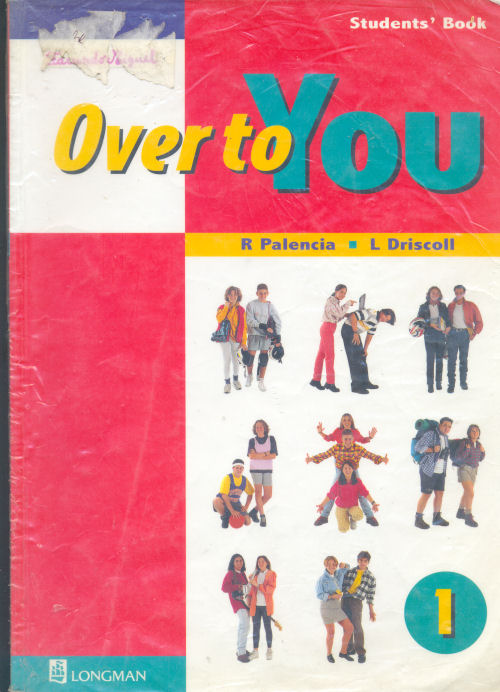 Over to you 1 - Students and Workbook