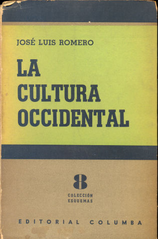 La cultura occidental - Vol.8