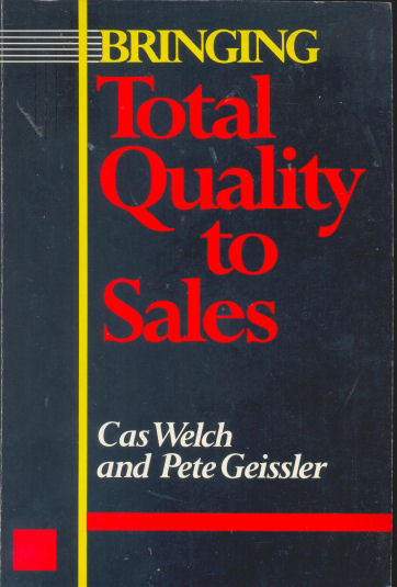 Bringing total quality to sales
