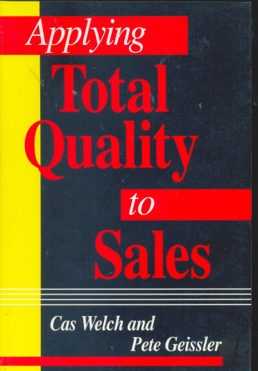Applying total quality to sales