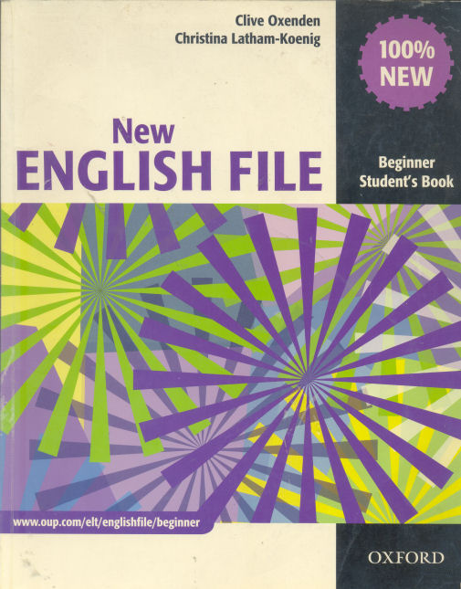 "New English File (Beginner Student""s Book)"