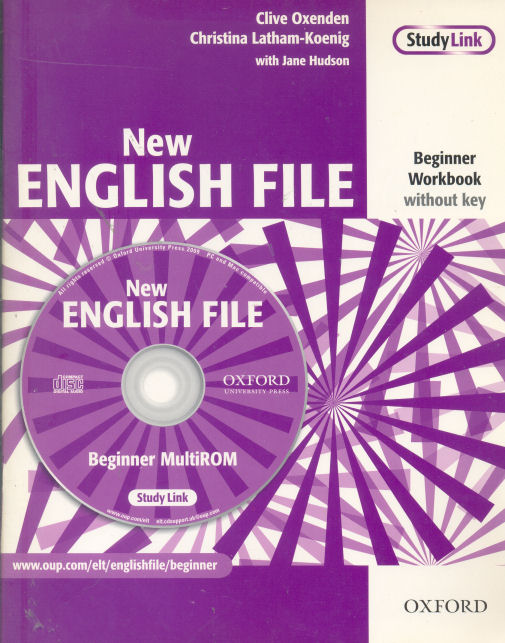 New English File (Beginner Workbook without key)