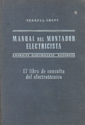 Manual del montador electricista - Tomo 1