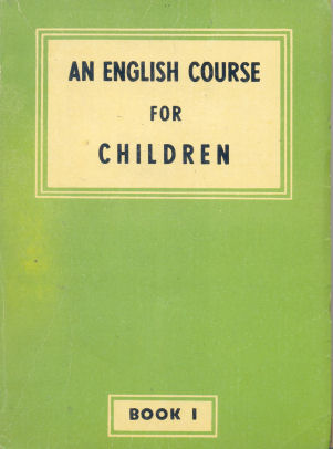 An english course for children - Book I