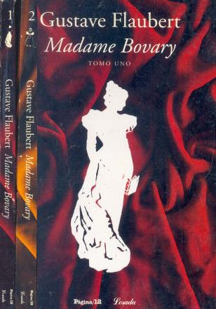 Madame Bovary (2 tomos)