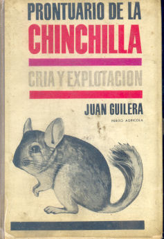 Prontuario de la chinchilla