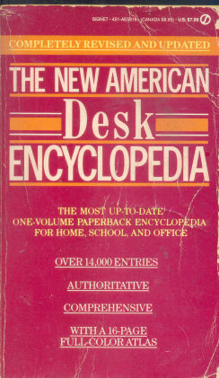 The New American Desk Encyclopedia