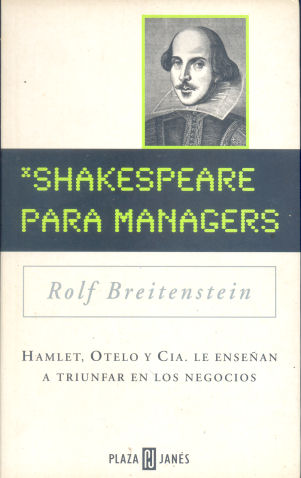 Shakespeare para managers