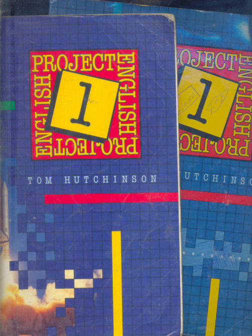 Project 1 Students Book and Workbook