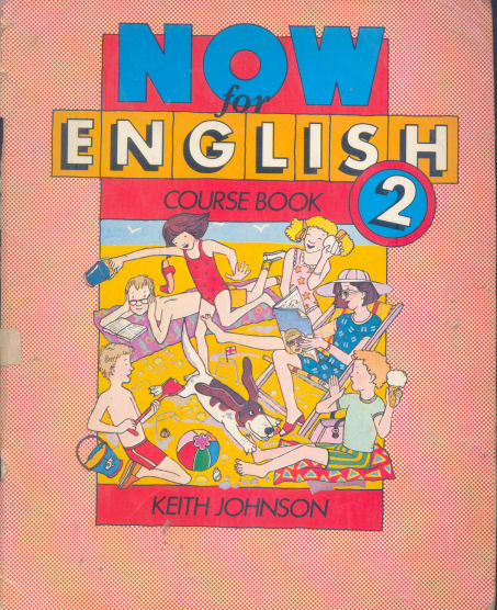 Now for english 2 Course Book