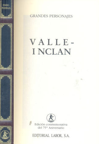 Valle - Inclan