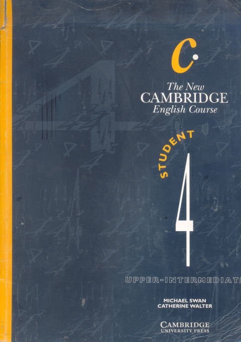 The New Cambridge English Course 4 Student