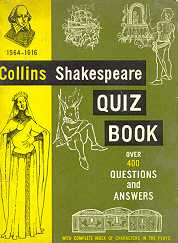 Shakespeare quiz book