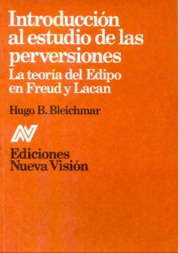 Introduccion al estudio de las perversiones