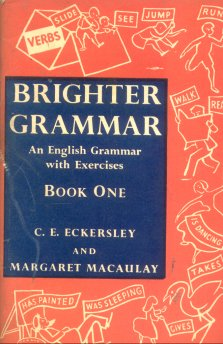 Brighter grammar an english grammar with exercises