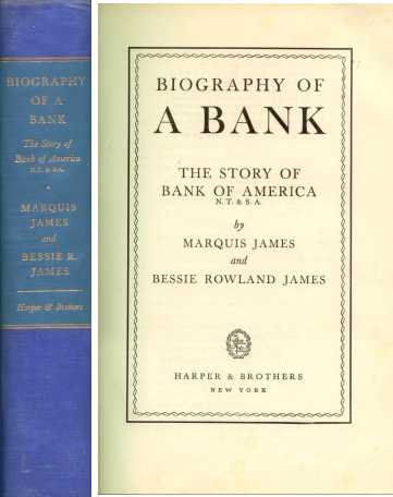 Biography of a bank