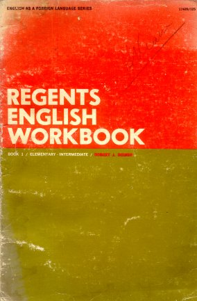 Regents english workbook 1