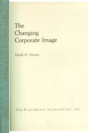 The changing corporate image