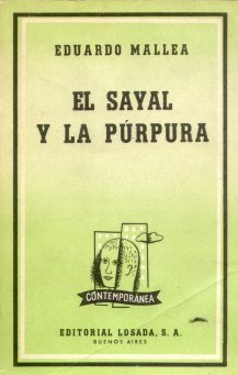 El sayal y la purpura